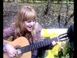 Песня под гитару - Буратино